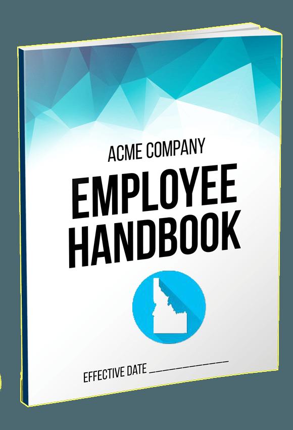 Idaho Employee Handbook