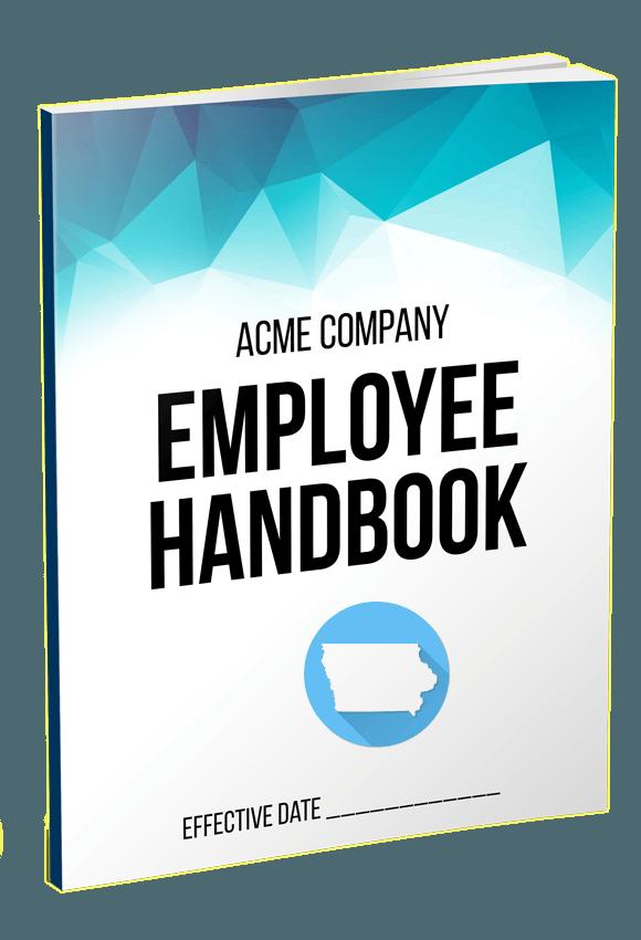 Iowa Employee Handbook