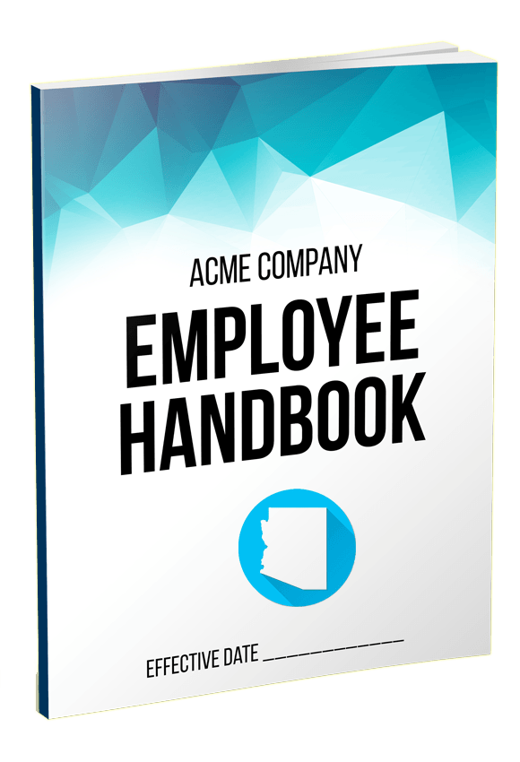 Arizona Employee Handbook