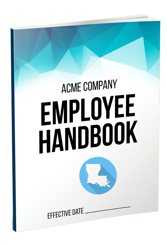 Louisiana Employee Handbook
