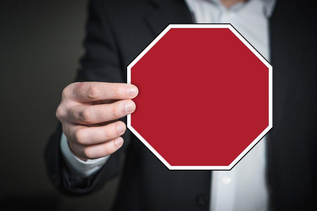 employee handbook stop