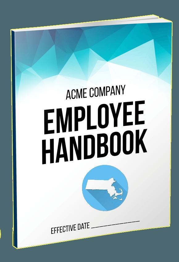Massachusetts Employee Handbook Template QuickEmployeeHandbookcom - Massachusetts employee handbook template