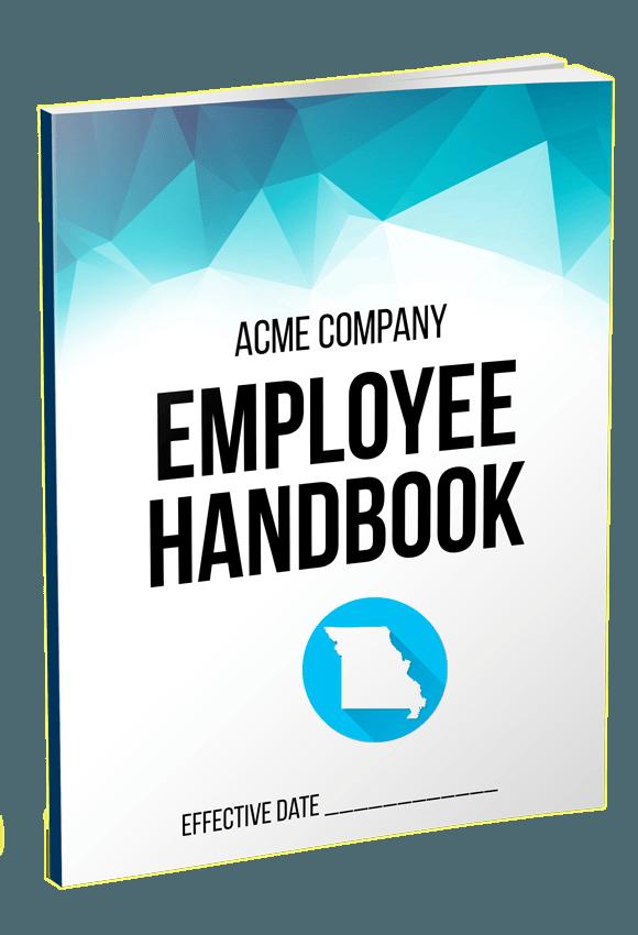 Missouri Employee Handbook