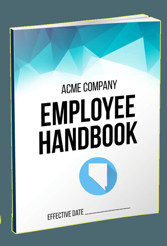 Nevada Employee Handbook Template QuickEmployeeHandbookcom - Retail employee handbook template