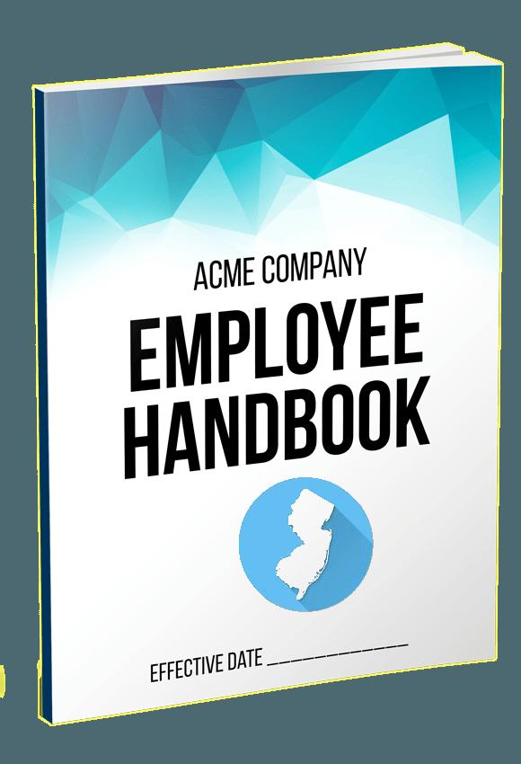 New Jersey Employee Handbook