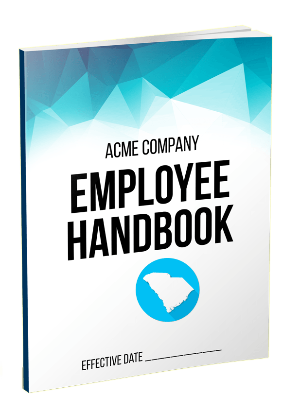 South Carolina Employee Handbook