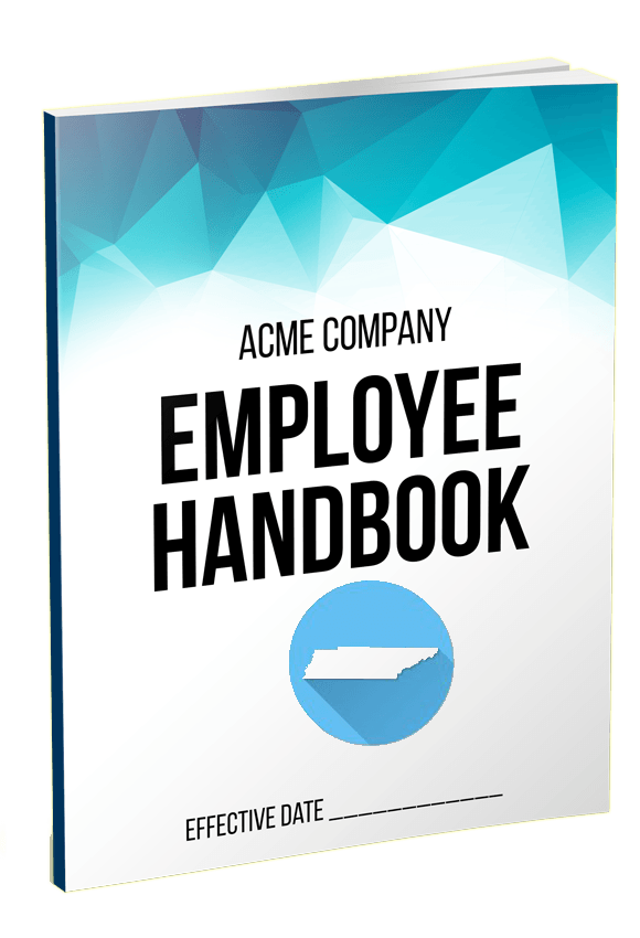 Tennessee Employee Handbook